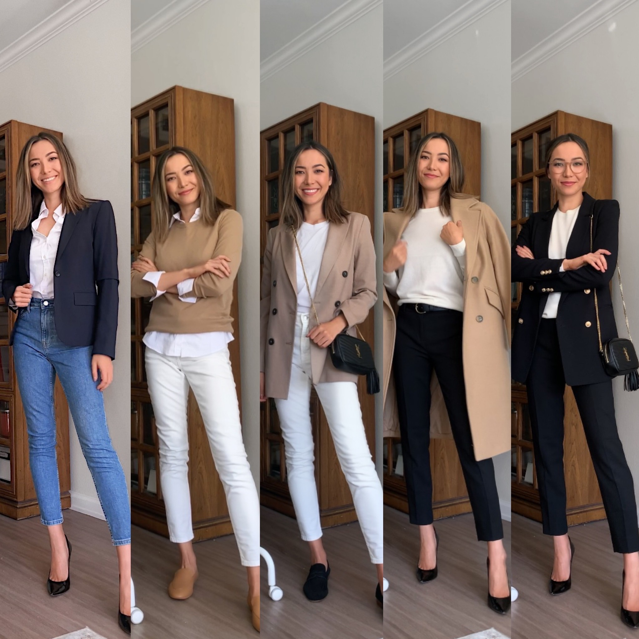 20 Business Casual Outfit Ideas [Styling Pieces from Your Capsule