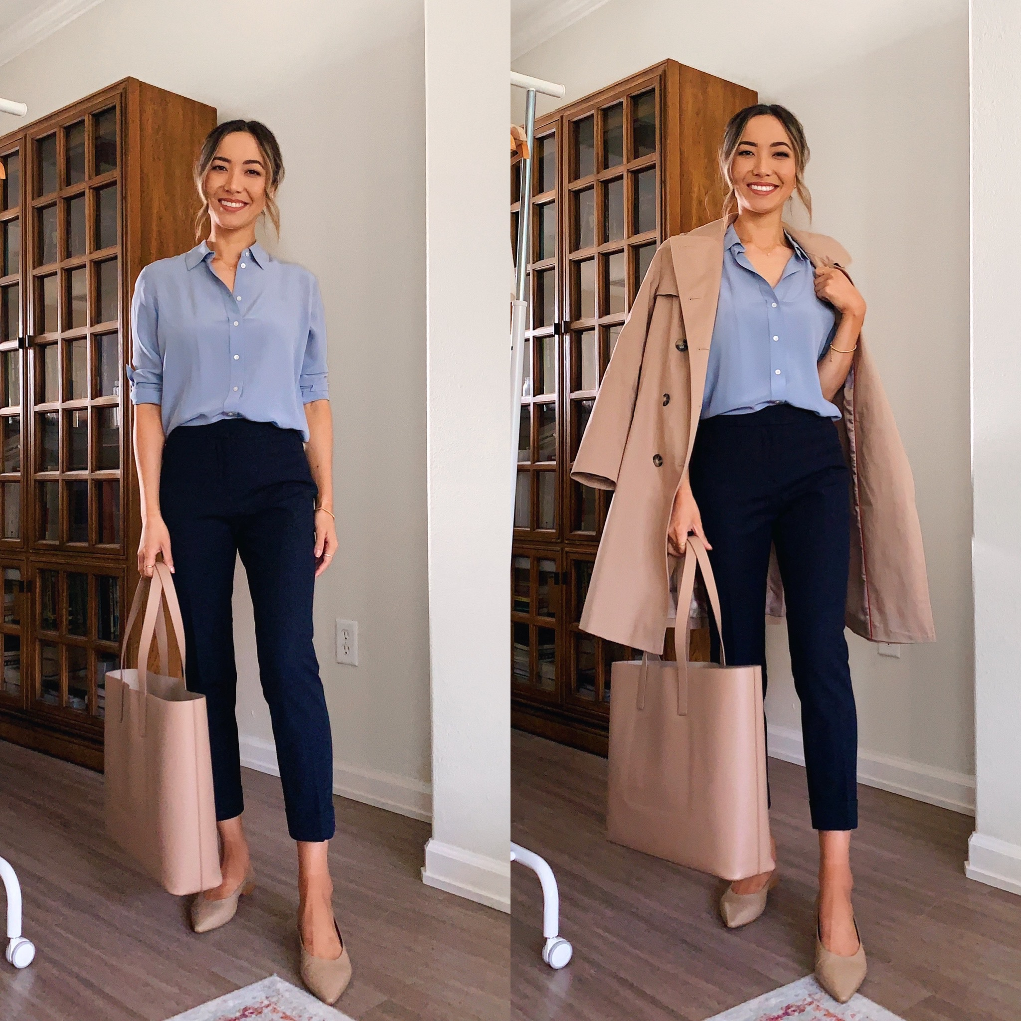 5 Business Casual Outfits for Spring